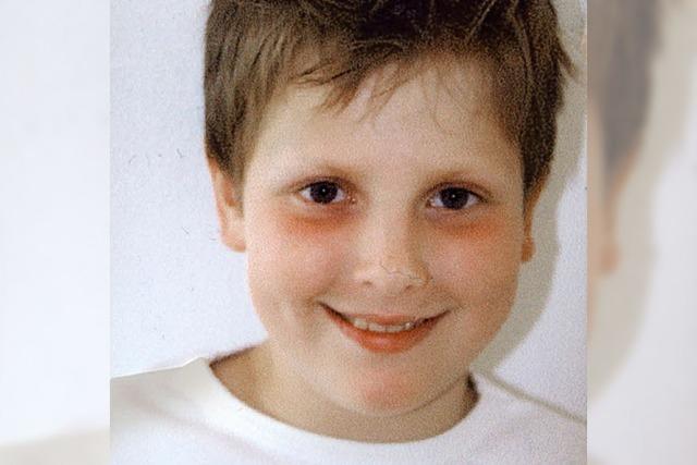 FRAGEBOGEN: Moritz, 8 Jahre, Denzlingen