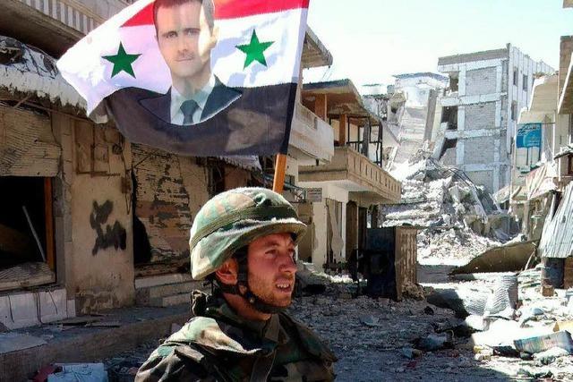 USA: Giftgaseinsatz in Syrien belegt – Unterstützung für Rebellen