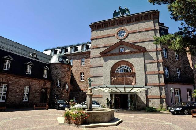 Schlosshotel Bühlerhöhe: Insolvenzantrag gegen Investor