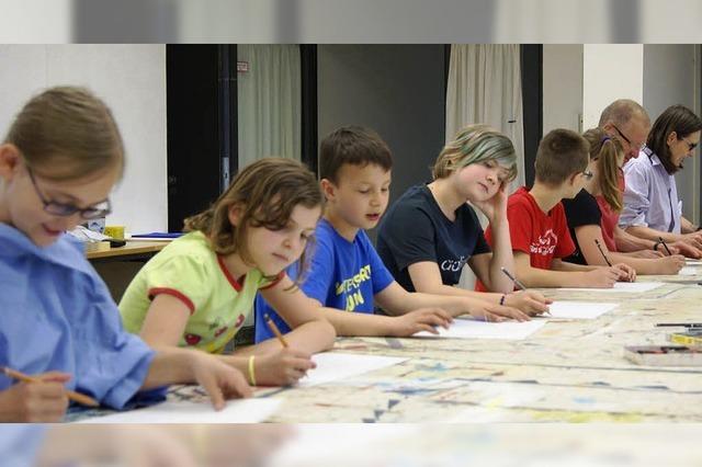 Auf den Spuren von Paul Klee