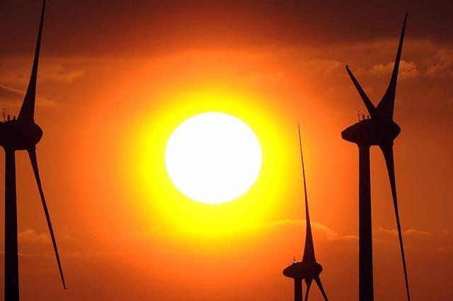 Neun Anlagen liefern Solarstrom
