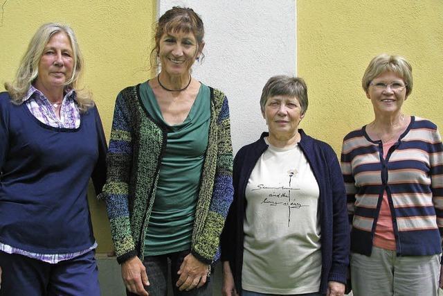 Auch Nordic Walking und Yoga gehören mittlerweile zum Programm