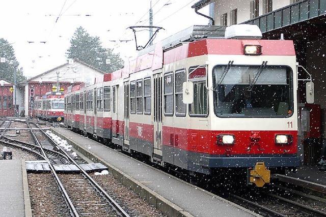 Neue Züge auf schmaler Spur