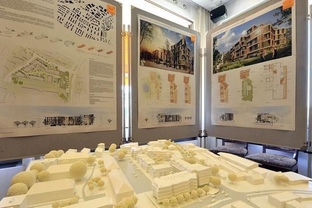 Stuttgarter Architektenbüro Schaller gewinnt den Wettbewerb um das letzte V8-Gebäude