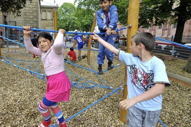 Lessingschule: Gemeinsam viel bewegen