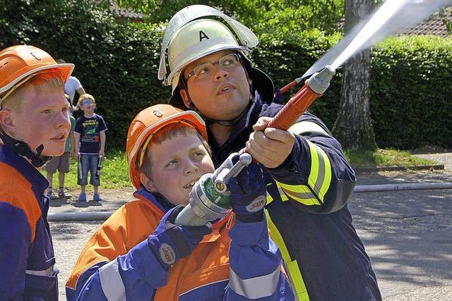 Ein ganzer Tag als Feuerwehrprofi