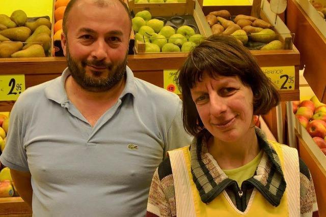 Obstladen am Münster: Fremdenfeindlicher Boykott?