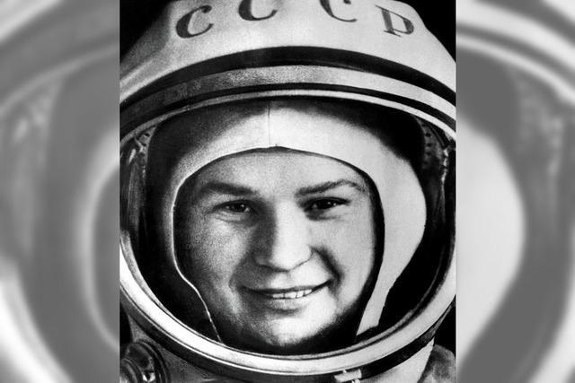 Valentina Tereschkowa - die First Lady des Kosmos