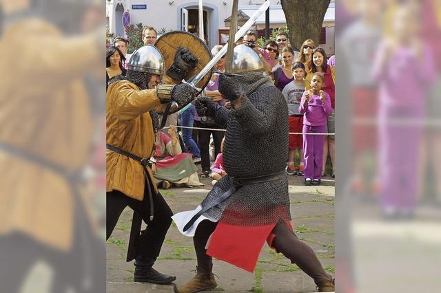 Historisches Altstadtfest in Kenzingen