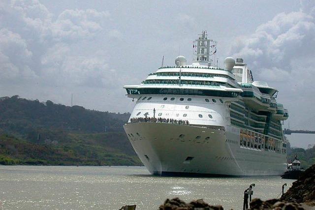 Konkurrenz für den Panamakanal