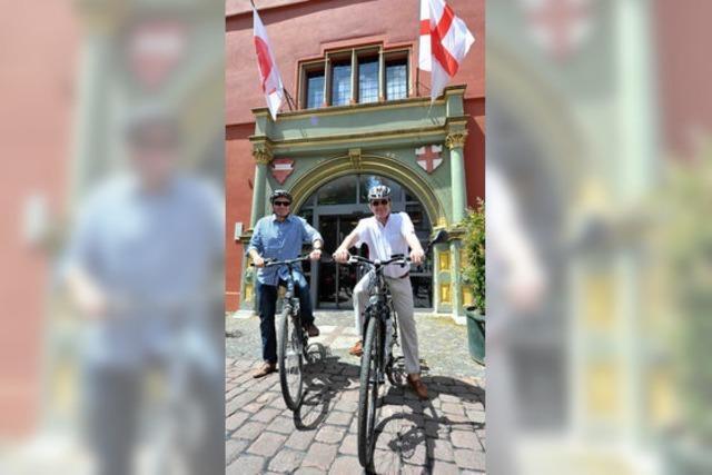 Auftakt der Nachhaltigkeitstour in Freiburg