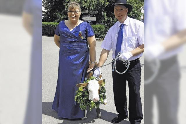 Ein Kalb zur Hochzeit