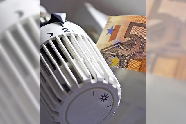 Energie-Genosse sein zahlt sich aus