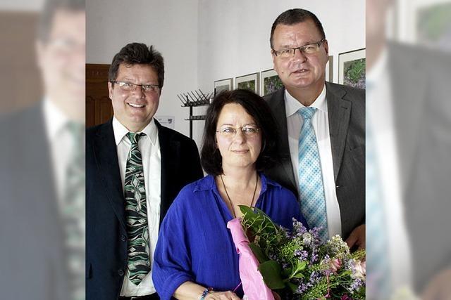 Neue Leiterin der VHS in Kenzingen