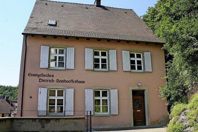 Kirche muss Bonheofferhaus wohl verkaufen