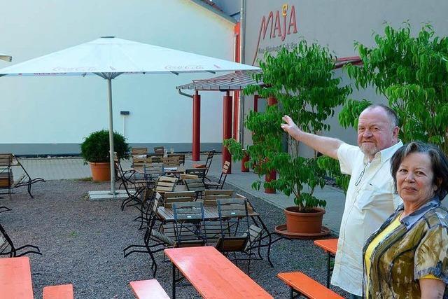 Open-Air-Kino der Cinemaja startet – mit Lärmmessungen