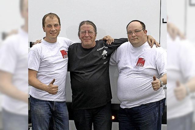 150 Kubikmeter Spenden für Flutopfer gesammelt
