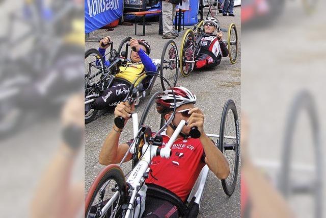 Paracycling-Europacup: Die Radsportelite kommt