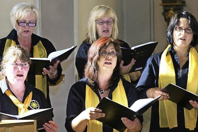 Ein weltliches Kirchenkonzert