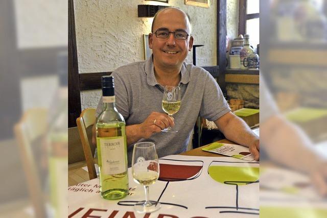 Etwas Besonderes – das Weindorf mitten in der Stadt