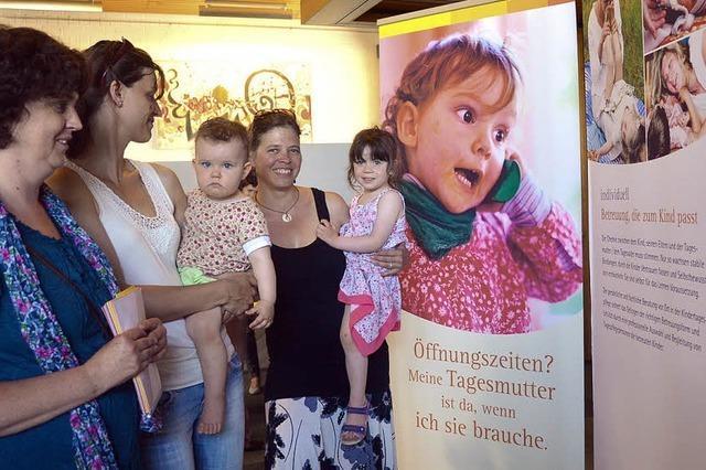 Eltern schätzen Betreuung in familiärer Atmosphäre