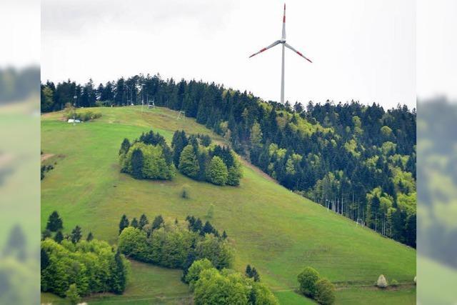 Viel verbaler Wirbel um die Windkraft