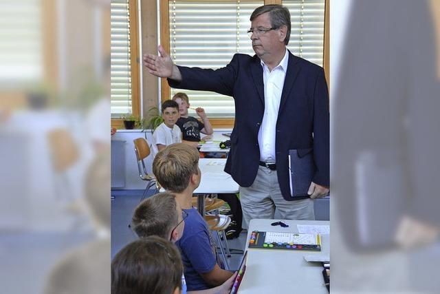 Bilinguale Klassen in Müllheim und Neuenburg: Französisch ist Trumpf