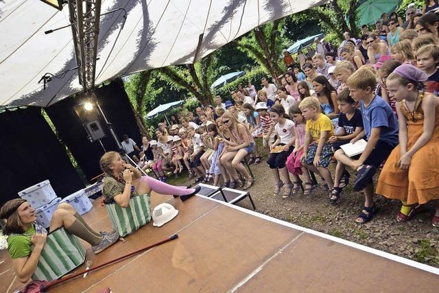 Theaterfestival für die Kleinsten