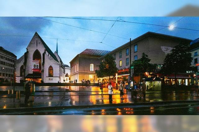Musiksaal im Basler Stadtcasino soll vergrößert werden