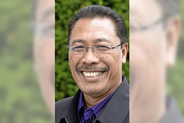 Der Sohn des ersten Pfarrers auf Bali