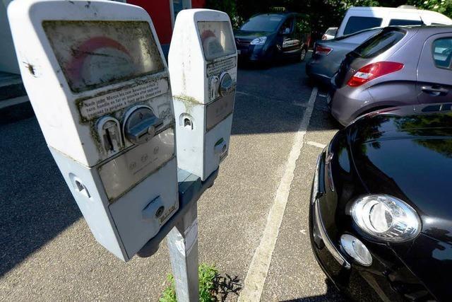 Parken in Freiburg soll teurer werden