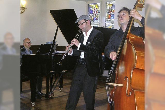 Überraschungskonzert beschließt Konzertsaison