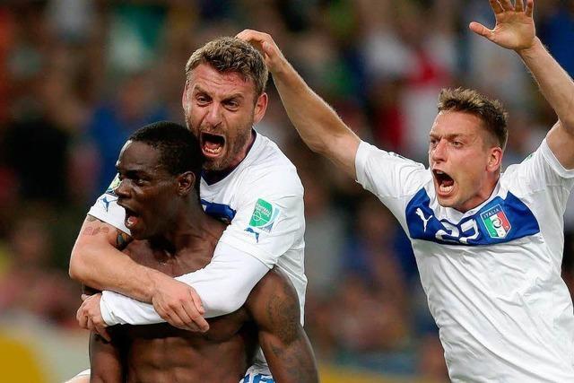 Confed-Cup: Italien und Spanien beeindrucken