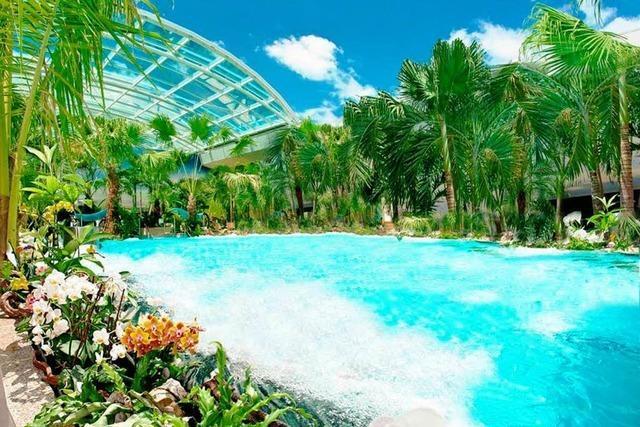 Badeparadies investiert 25 Millionen – Erweiterung schon 2014?