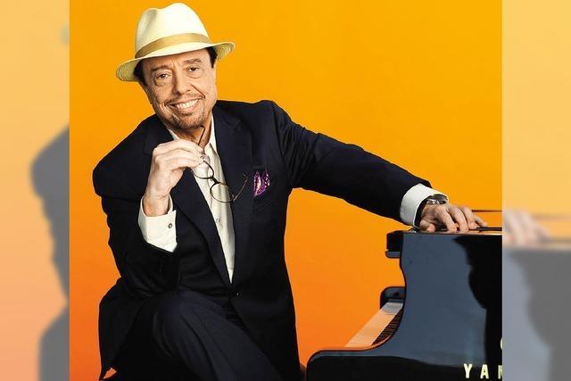 Sergio Mendes beim ZMF: Lieber mit Sängerinnen