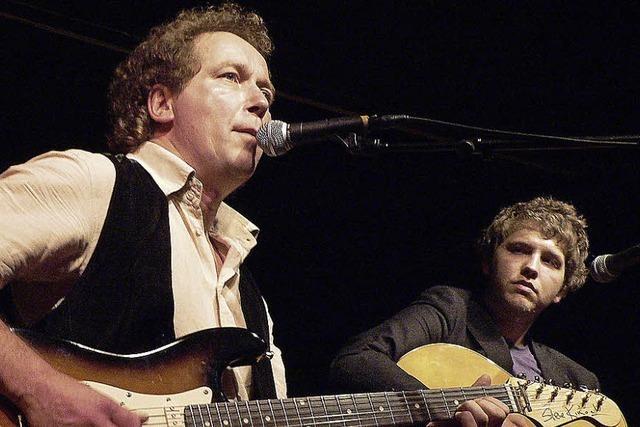 Dylan Night im Lahrer Blue Notes: Mit großem Respekt