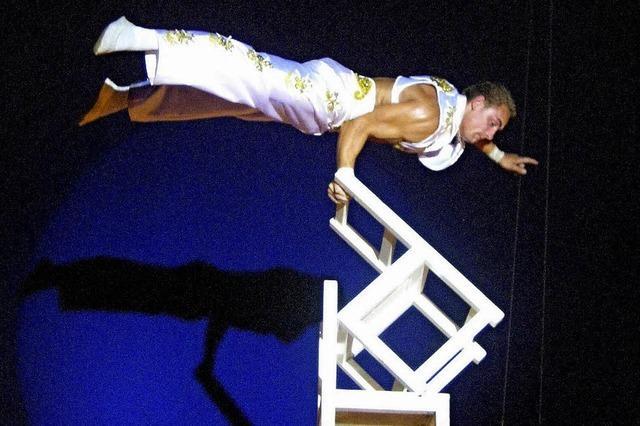 Zirkus Alberti in Bad Säckingen