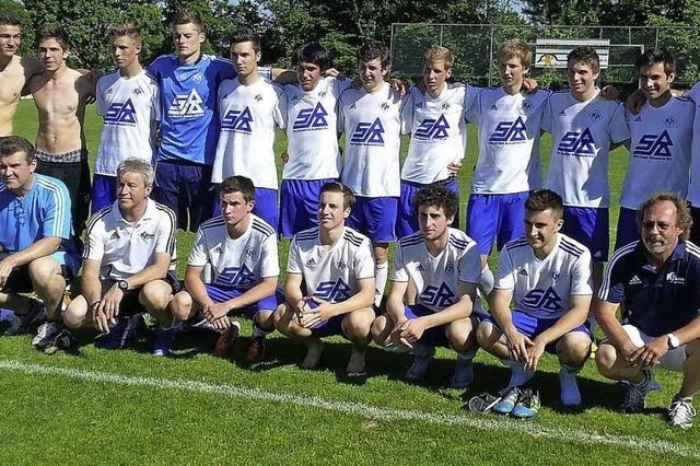 Neustädter A-Junioren träumen von der Verbandsliga
