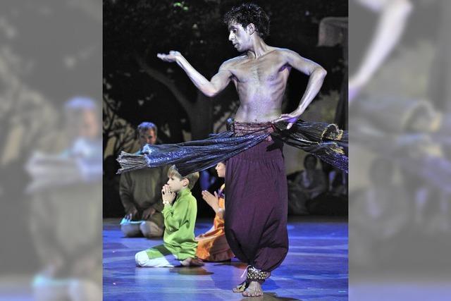 Bollywood-Musical im Stadttheater