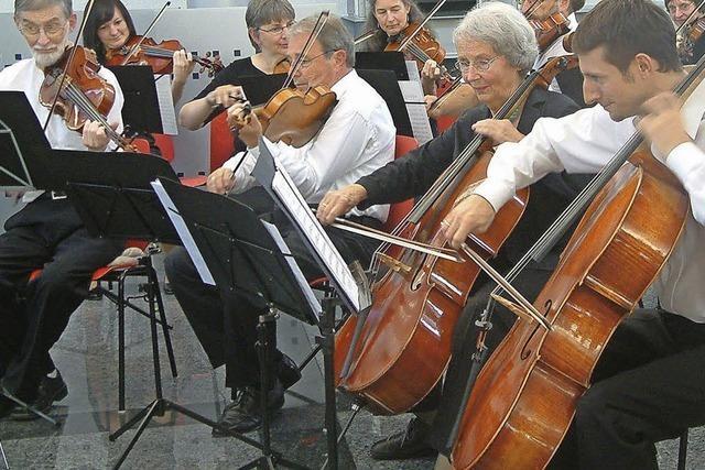 Sinfonische Fülle und schöner Klang in klarer Form