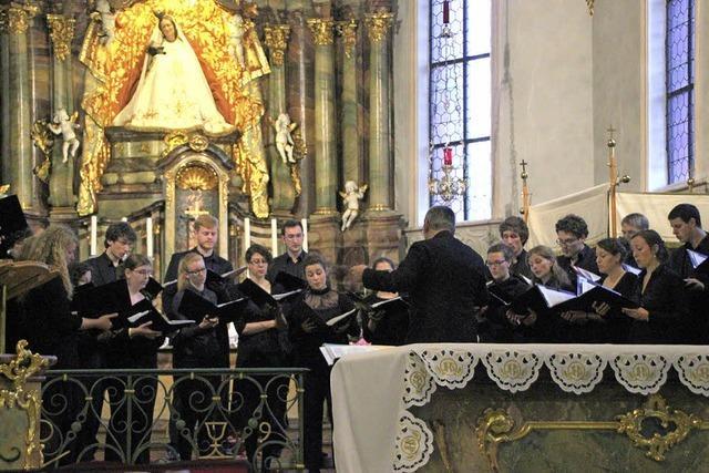 Ein faszinierendes Chor-Konzert