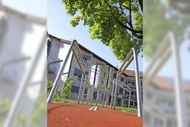 Luise-Klaiber-Haus plant Neubau