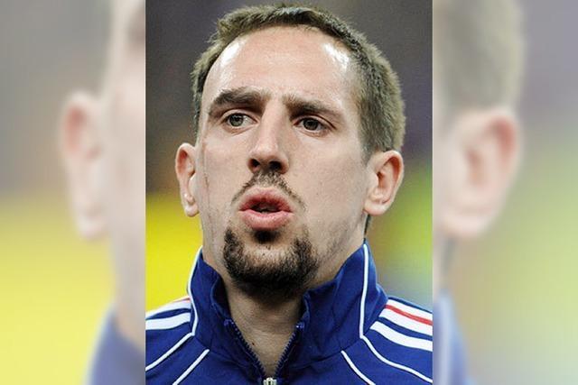 Prozess gegen Ribery ausgesetzt