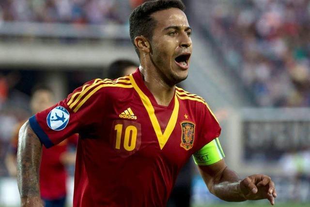 Spanien wieder Europameister der U21