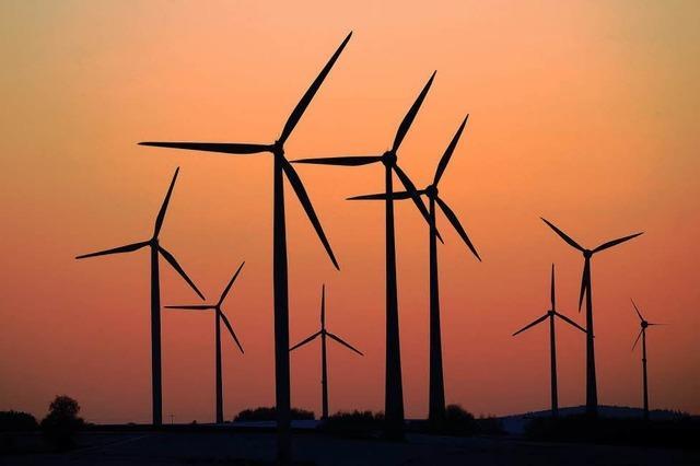 Die Zukunft heißt Windenergie