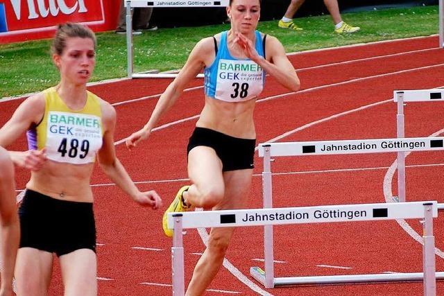 Siebter Platz für Judith Stadelbacher (LG Offenburg)