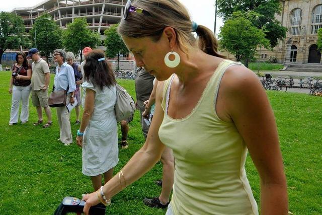 Uni-Meteorologen: Ohne Bäume wird Freiburg zur Sauna