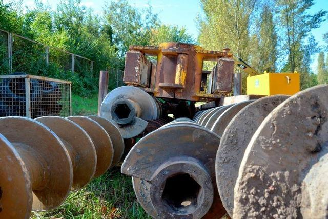 BASF will Altlast im Boden der Kesslergrube lassen