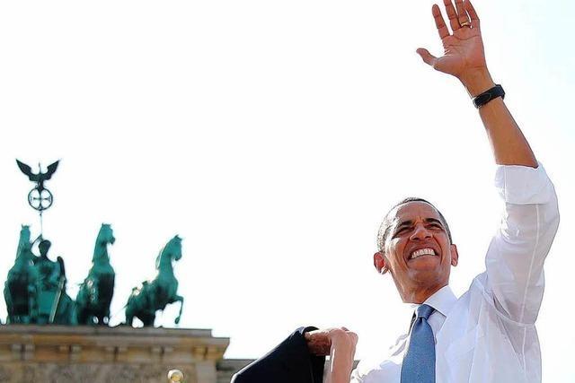 Obama in Berlin: Auf der Suche nach Partnern