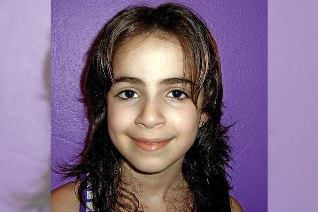 FRAGEBOGEN: Rebecca (10), aus Sasbach
